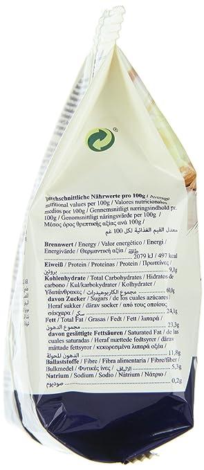 Amazon.com : Bohlsener Mühle Mandel-Heidesand Dinklel-Buttergebäck, 6er Pack (6 x 125 g)  - Bio : Grocery & Gourmet Food