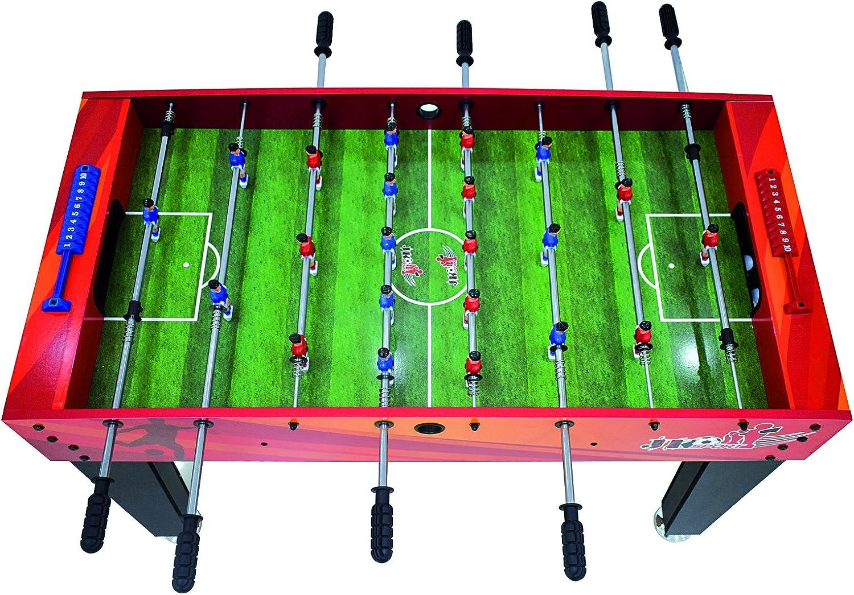 Jk Fitness jks250, Futbolín Unisex – Adulto, Serigrafato, 121 x 61 ...