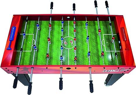 Jk Fitness jks250, Futbolín Unisex – Adulto, Serigrafato, 121 x 61 x 80: Amazon.es: Deportes y aire libre
