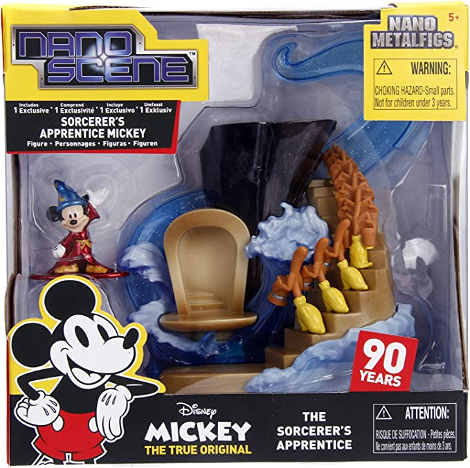 "JADA DISNEY METALFIGS MICKEY MOUSE 4"" FIGURE 98254"