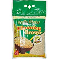 Dona Maria Rice Miponica Brown Rice - 2 Kg