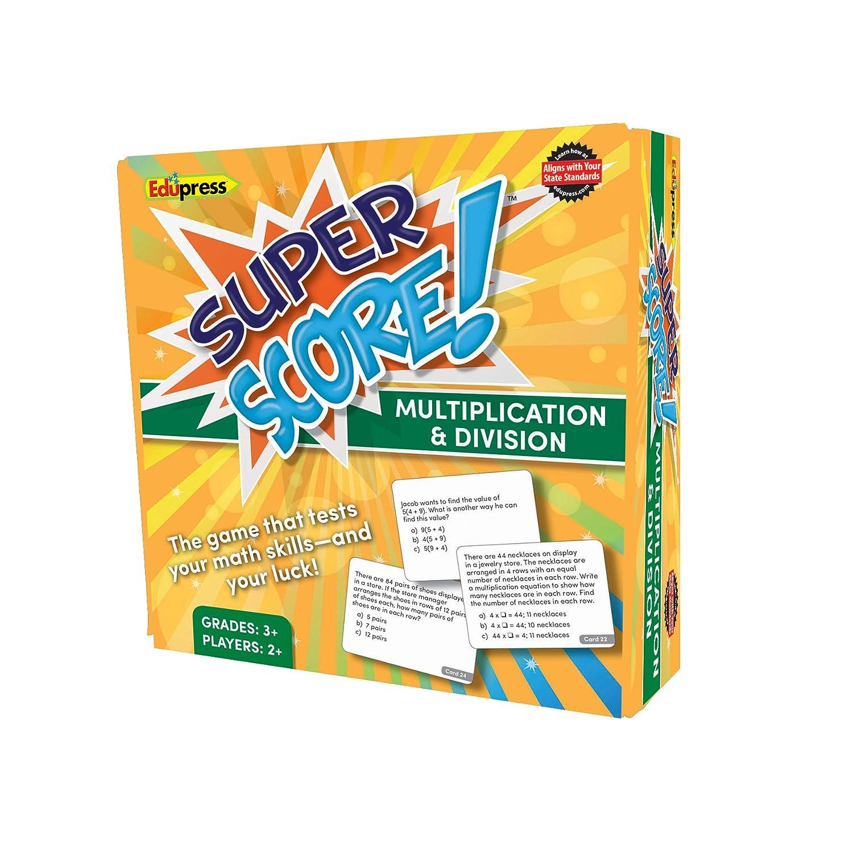 Edupress Math Game Teaching Material Teacher Created Resources OS EP62081