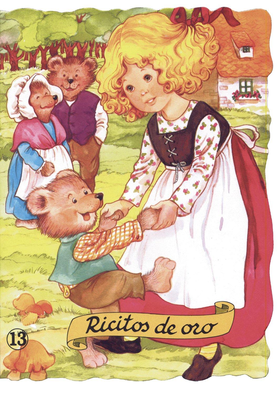 Ricitos de oro (Troquelados clásicos series) (Spanish Edition) (Spanish)  Paperback – April 2, 2002