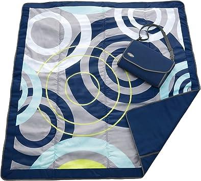 Jj Cole Tomy Couverture Pique Nique Orbite Bleue 21336 X