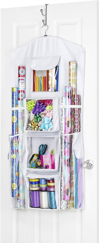 Amazon Com Whitmor Gift Wrap Organizer Home Kitchen