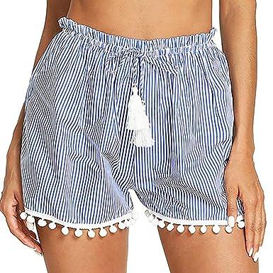 Pantalones De Calientes Bazhai By Los Mujer Pantalón Cortos 4tq6II
