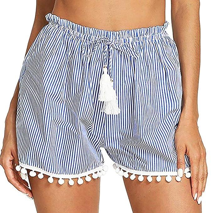 600624103c725 Pantalón Mujer by BaZhai de Pantalones Cortos Calientes de los Pantalones  Cortos de los Pantalones Cortos