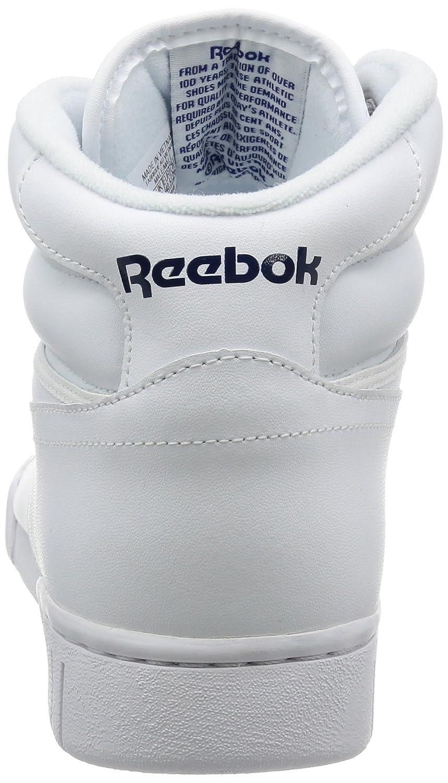 3d2dd153396 Reebok Ex O Fit Hi Men s High Rise Hiking Shoes  Amazon.co.uk  Shoes   Bags