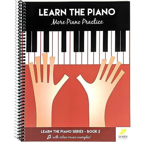 Amazon.com: Aprender el Piano Series, Book 2: más Piano ...
