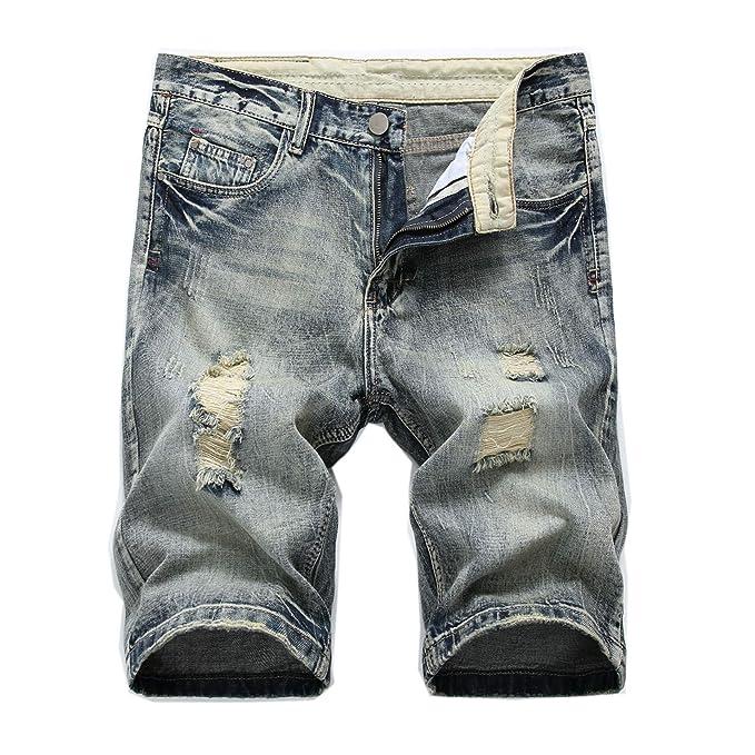 Amazon.com: Comaba - Pantalones vaqueros para hombre: Clothing
