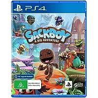 Sackboy A Big Adventure - PlayStation 4