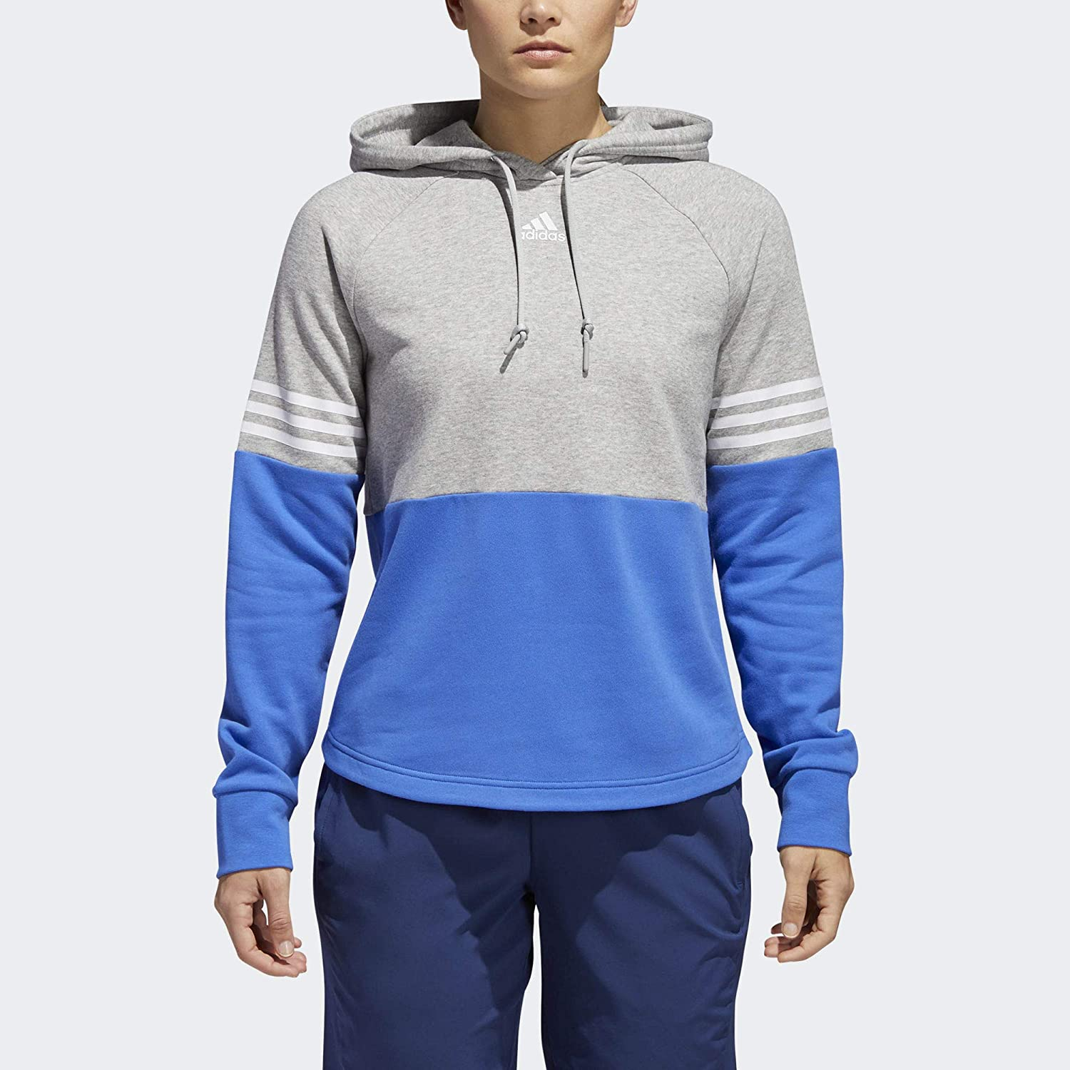 fa5eafd15 Athleisure Sports & Outdoors adidas Sport ID Color Block Hoodie Womens  MultiSport