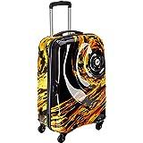 Skybags Footloose Blaze Polycarbonate 66 cms Black Hardsided Suitcase (BLAZE65EFRE)