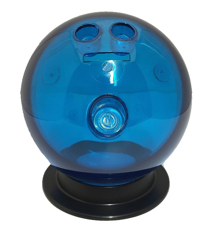 超人気の ボーリングボールコインバンク スタンド付き ブルー スタンド付き ブルー B07KRMWDWY, s-select:3c950c24 --- podolsk.rev-pro.ru