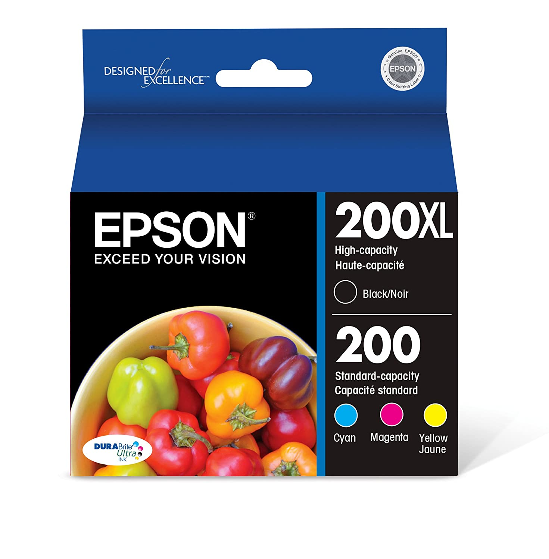 Amazon.com: Epson T200XL-BCS DURA Ultra High Capacity Cartridge ...