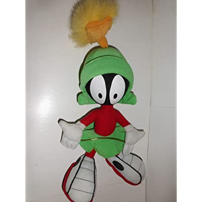 "Marvin the Martian 12"" Plush: Toys & Games"