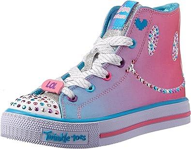 Skechers Kids Lite-Smile Sneakers