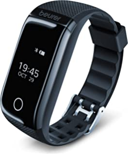 Beurer AS-97 Sensor de Actividad física, Unisex Adulto, Negro, No Aplica
