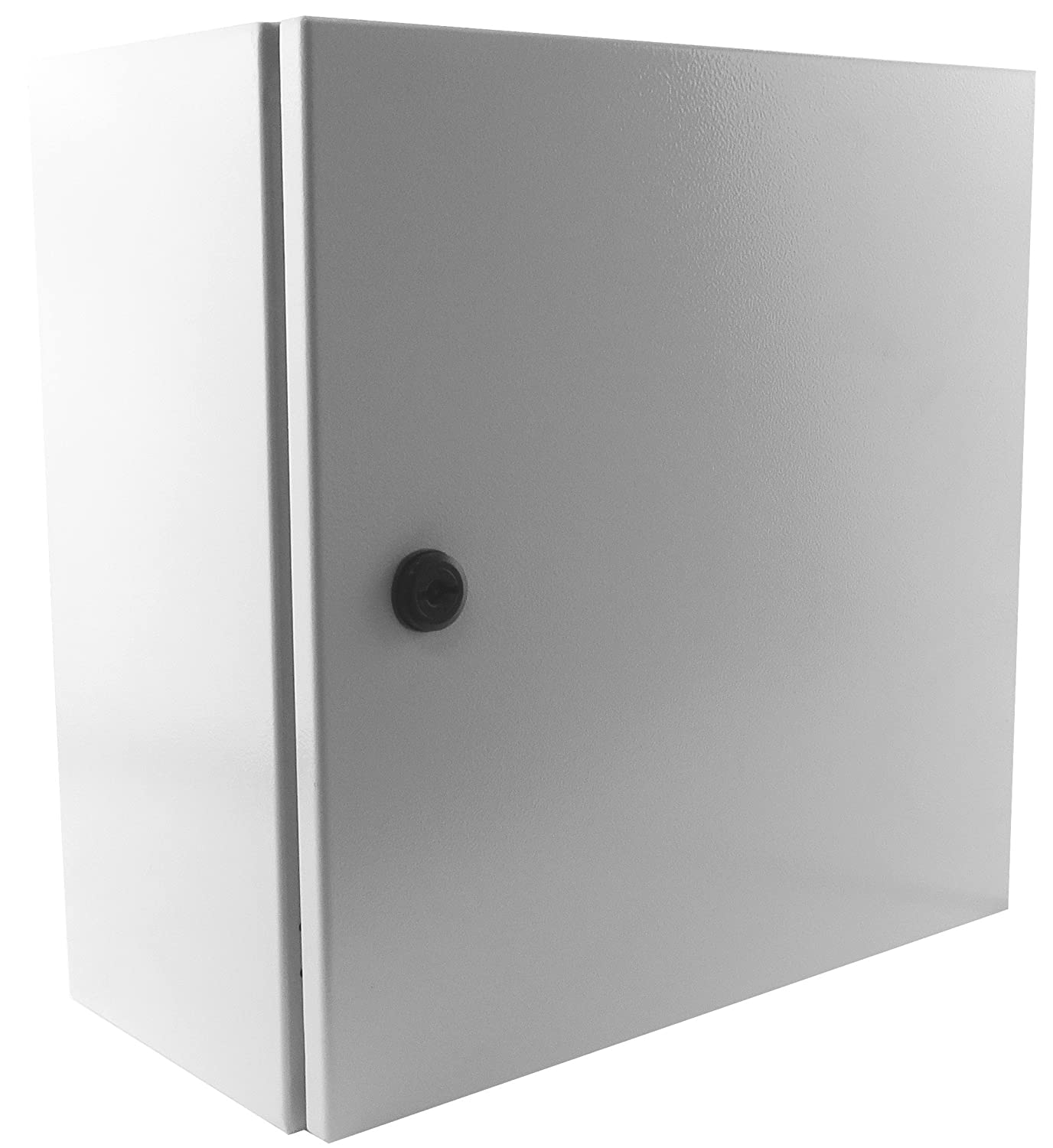 YuCo YC 16x16x8 UL CERTIFIED 16 16 8 TYPE NEMA 4 16 Gauge Wall Mount Standard Indoor Outdoor Enclosure 16 H x 16 W x 8 D