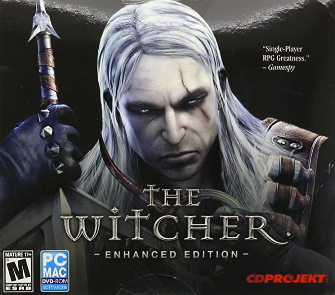 The Witcher Enhanced Edition Jc by Encore