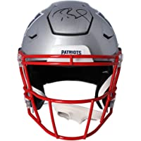$2999 » Tom Brady New England Patriots Autographed Riddell Speed Flex Authentic Helmet - TRISTAR - Fanatics Authentic Certified