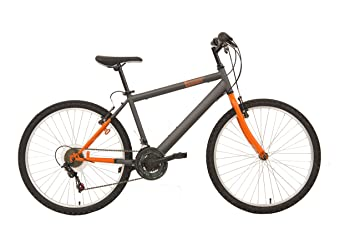F.lli Schiano Thunder - Bicicleta de montaña para Hombre, 18 ...