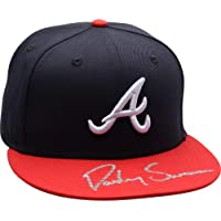 $219 » Dansby Swanson Atlanta Braves Autographed New Era Baseball Cap - Autographed MLB Hats