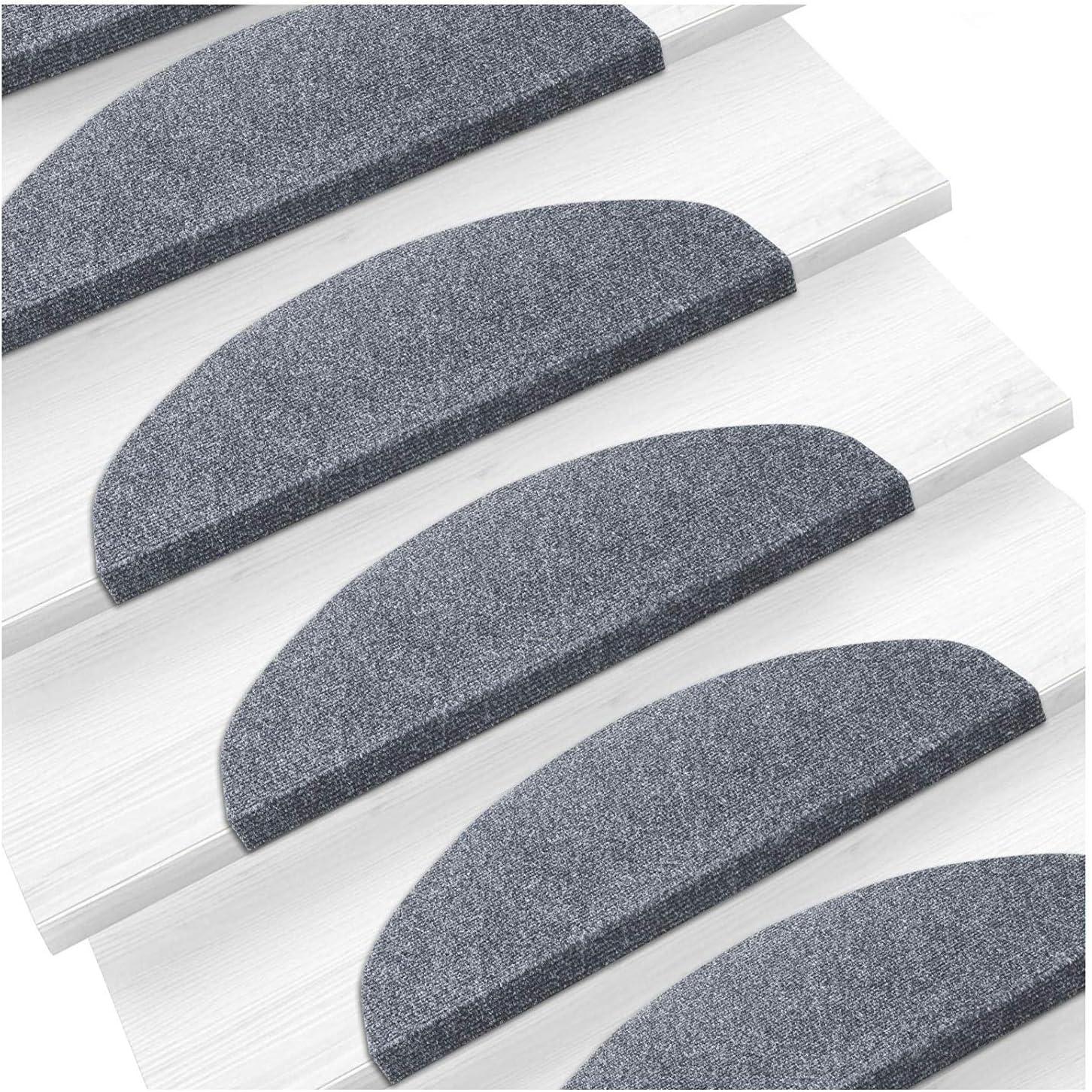 Couleur et Dimensions au Choix Confort /& s/écurit/é quantit/é Anthracite, 1 marchette Installation Facile et Rapide Marchettes descalier adh/ésives MadeInNature/®