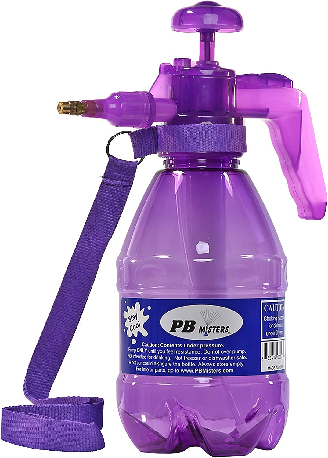 PB Misters with Pressure Relief Handle
