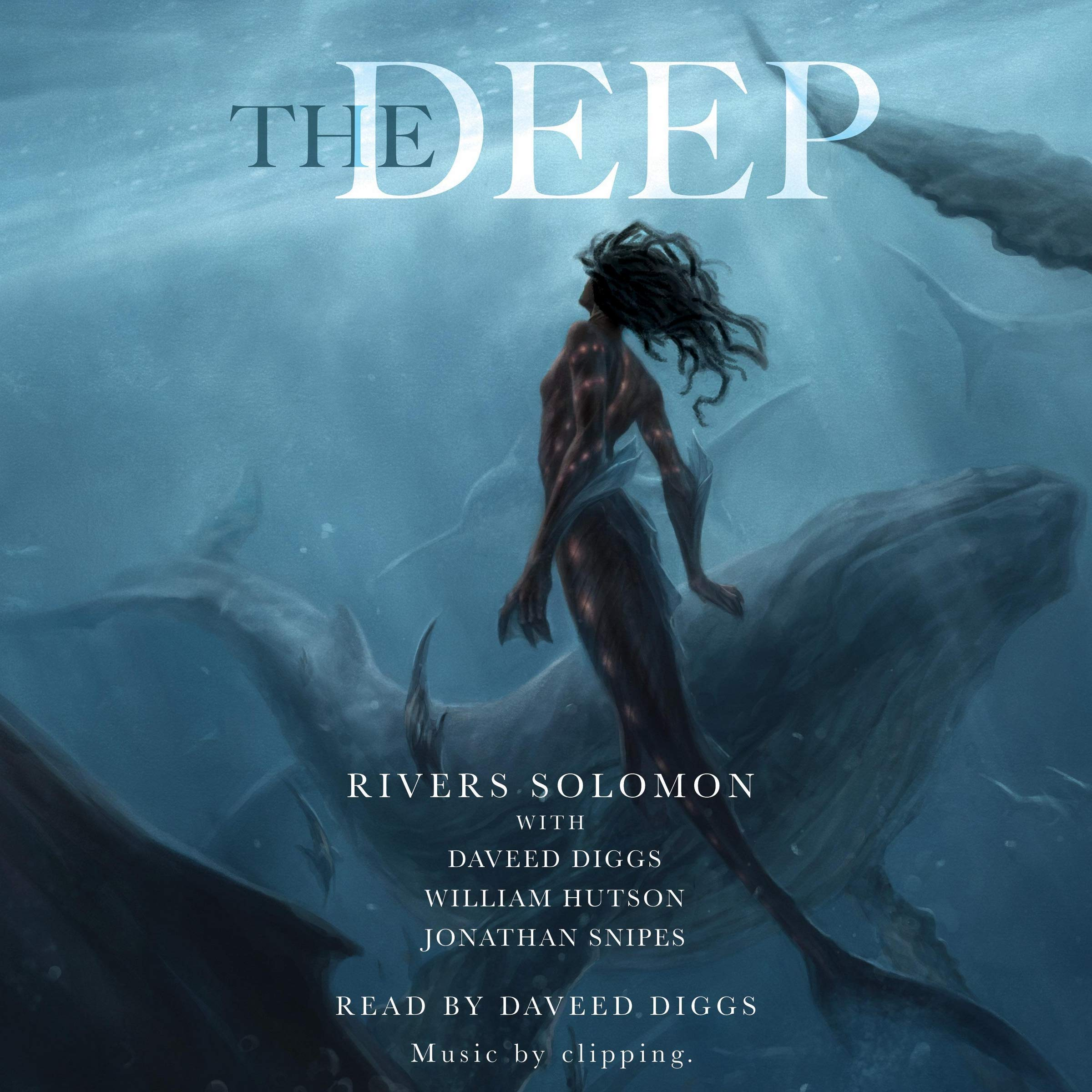 Image result for *The Deep by Rivers Solomon audiobook""