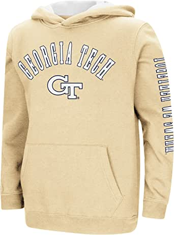 Colosseum Kids Pittsburgh Panthers Poly Pull-over Hoodie