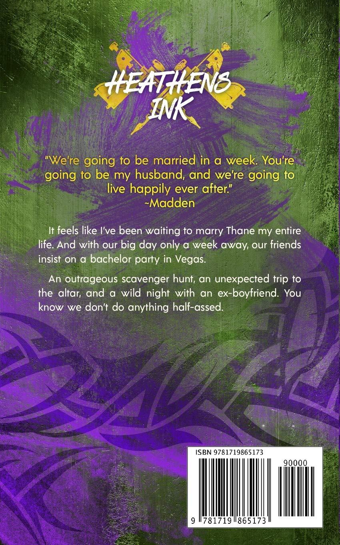 Inked in Vegas - Livros na Amazon Brasil- 9781719865173