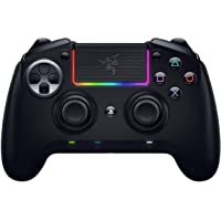 Razer Raiju Ultimate 2019, Wireless and Wired Gaming Controller with Mecha Tactile Action Buttons, Interchangeable Parts…