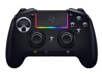 Razer Raiju Ultimate Controlador inalámbrico y con cable para juegos (con botones de acción táctiles