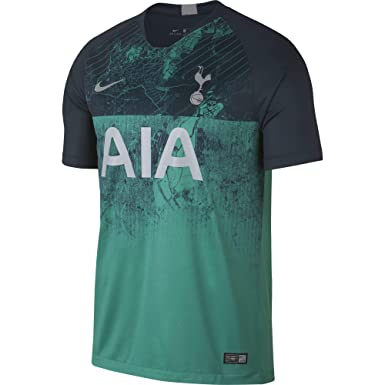save off 8c9d2 75b23 NIKE 2018-2019 Tottenham Third Football Shirt