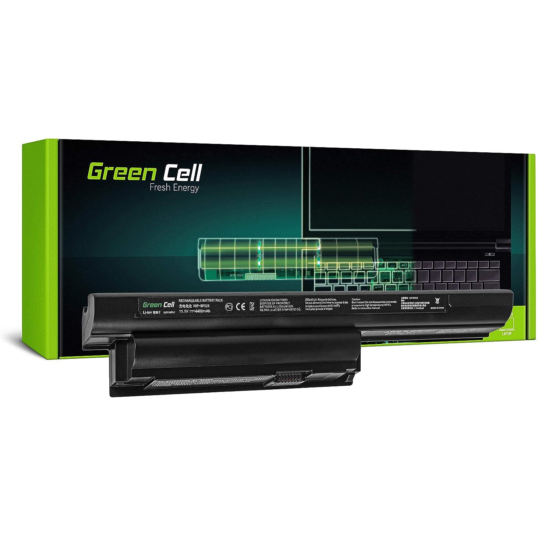 Green Cell® Standard Serie VGP-BPS26A / VGP-BPS26 / VGP-BPL26 Batería para Sony Vaio PCG-61 PCG-61713M PCG-61714M PCG-91 PCG-91211M Ordenador (6 ...