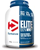 Dymatize Elite Whey Sports Supplement, 2.1 kg, Cookies and Cream