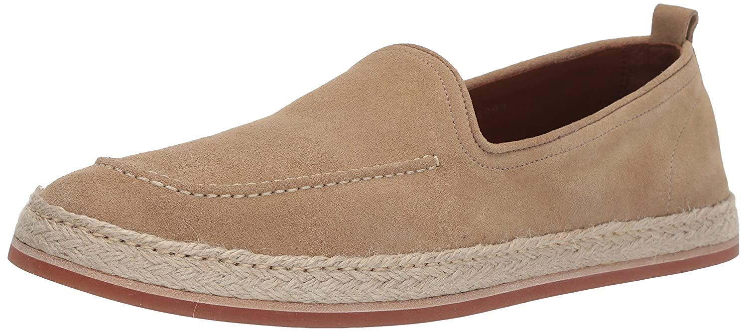 Sand Aquatalia Mens John Suede Loafer