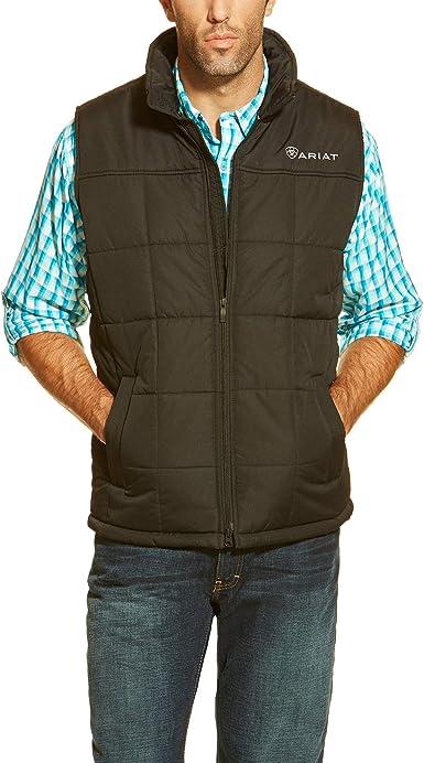 Amazon.com: Ariat Men's Crius Vest