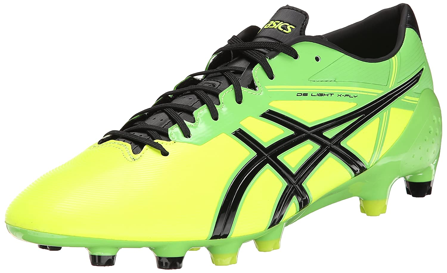 ASICS メンズ B00KLMG6X2 10.5|Flash Yellow/Black Flash Yellow/Black 10.5