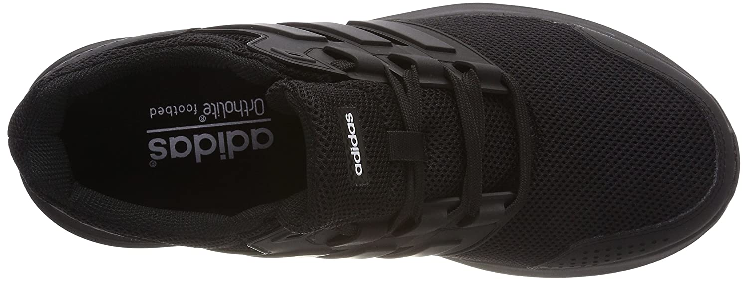 low priced 1138a 52390 Amazon.com   adidas Galaxy 4 Mens Adult Running Trainer Shoe Black Black    Road Running