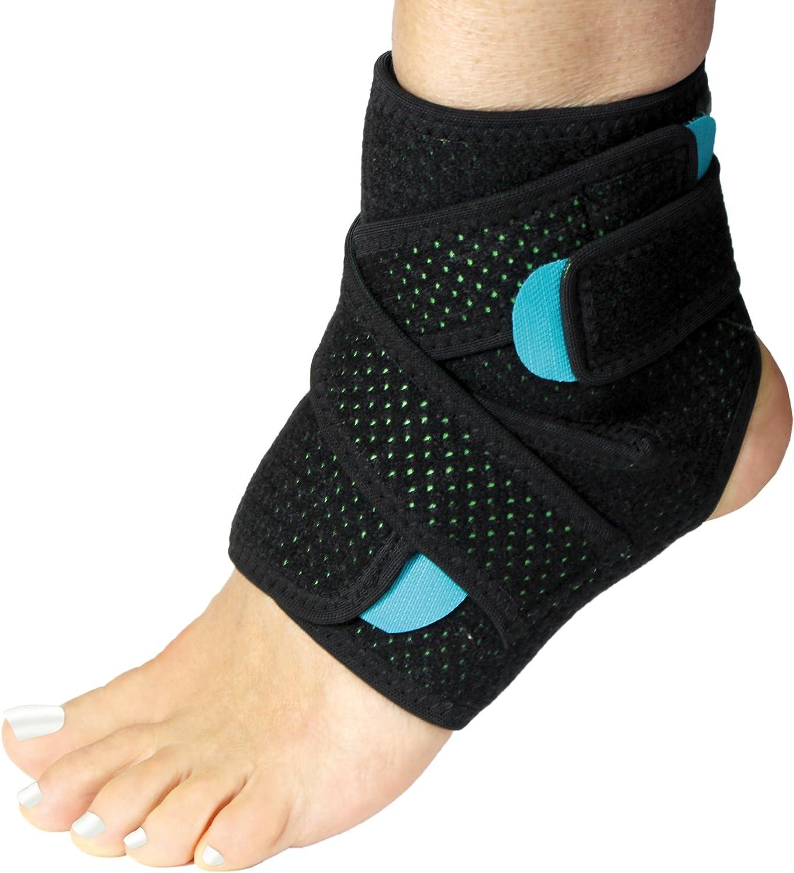 prorelax Vendaje de tobillo CoolFit - Para el movimiento sin dolor en el pie