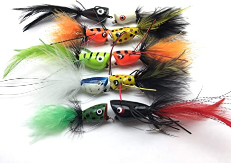 10 X ASSORTED EPOXY STREAMER FISH LURE FISHING FLIES SIZE 8 90