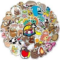 geneic 50 stuks mooie stickers, graffiti-stickers, decoratieve stickers, waterdichte vinylstickers, aftrekplaatjes voor…