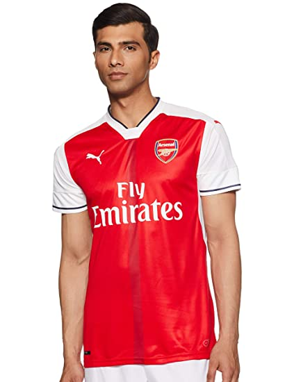 more photos ca855 55f59 Puma Arsenal FC 2016/17 Home Shirt