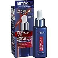 L'Oreal Paris Dermo Expertise Revitalift Laser Serúm Noche Retinol Puro Arrugas Profundas, 30 ml