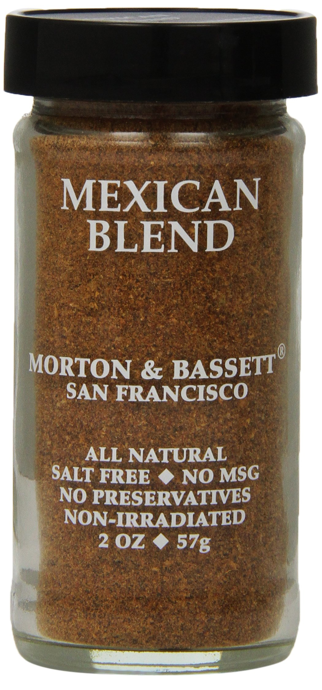 Morton & Basset Spices, Mexican Blend, 2 Ounce (Pack of 3)