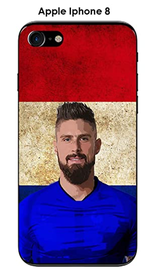 coque iphone 8 giroud