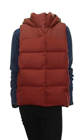 46fe86798dba Image Unavailable. Image not available for. Color  The North Face Women s  Novelty Nuptse Vest Barolo Red ...