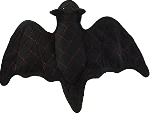 TUFFY - World's Tuffest Soft Dog Toy - Desert Bat - Squeakers - Multiple Layers. Made Durable, Strong & Tough. Interactive Play (Tug, Toss & Fetch). Machine Washable & Floats.